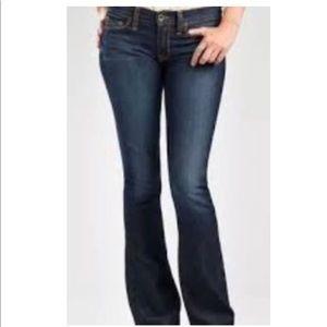 Lucky Brand Lauren Bootcut denim jeans SZ 2/26
